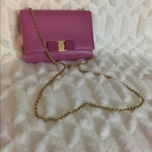 Salvatore ferragamo crossbody bag